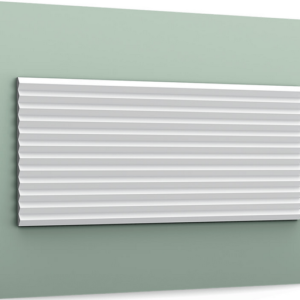 W108F Декоративная панель Zigzag гибкая
