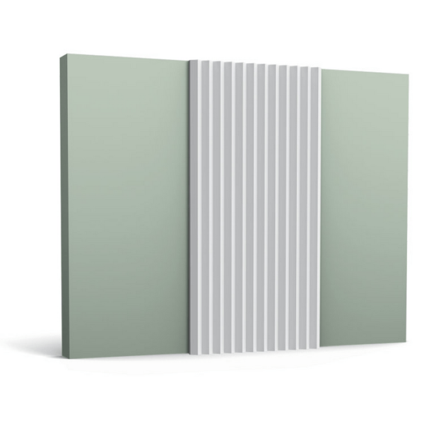 W108 Декоративная панель Zigzag
