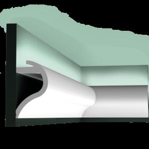 C364 Профиль для скрытого освещения Wave