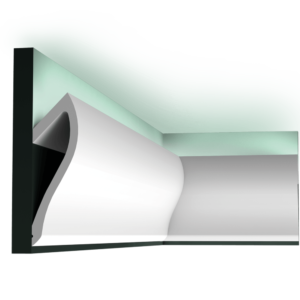 C371 Профиль для скрытого освещения Shade