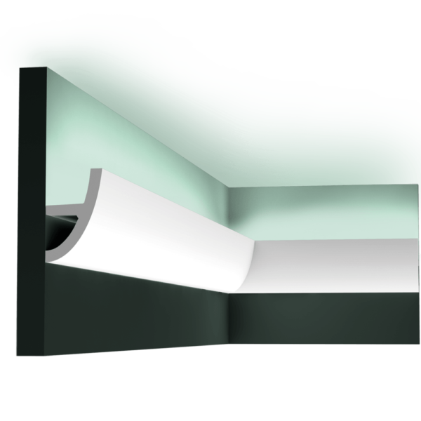 C373F Профиль для скрытого освещения Antonio гибкий