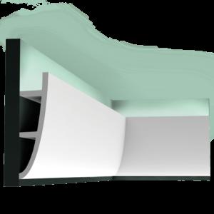 C374 Профиль для скрытого освещения Antonio