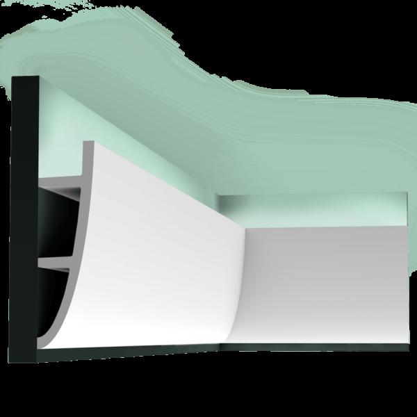 C374F Профиль для скрытого освещения Antonio