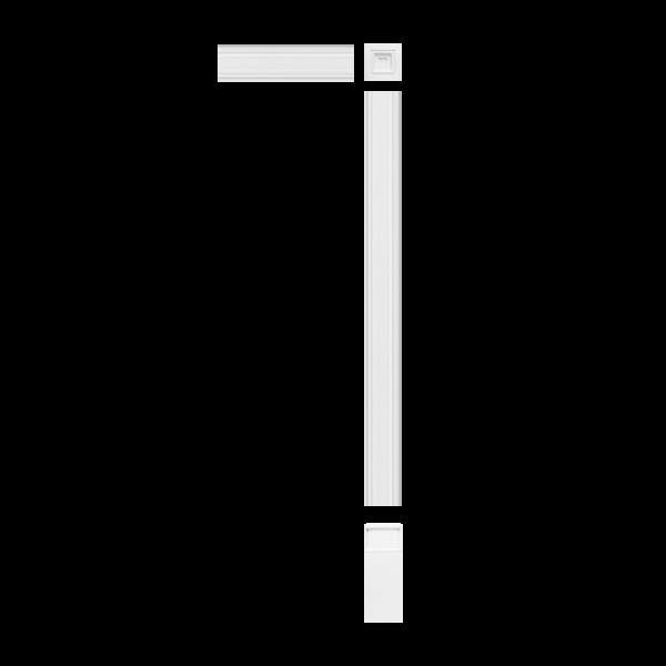D310 Дверной декор