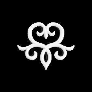 G71 Scala Декоративный элемент виньетка