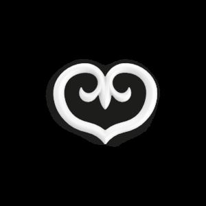 G75 Heart Декоративный элемент сердце