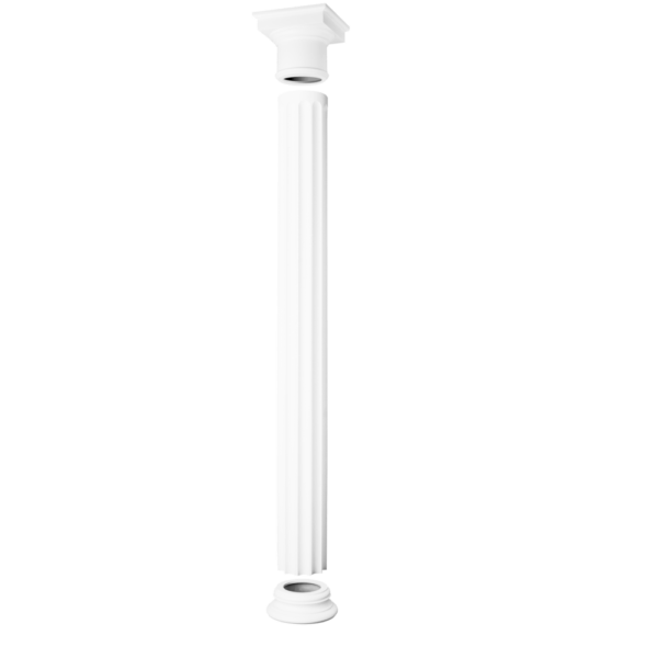 K1112 Капитель колонны
