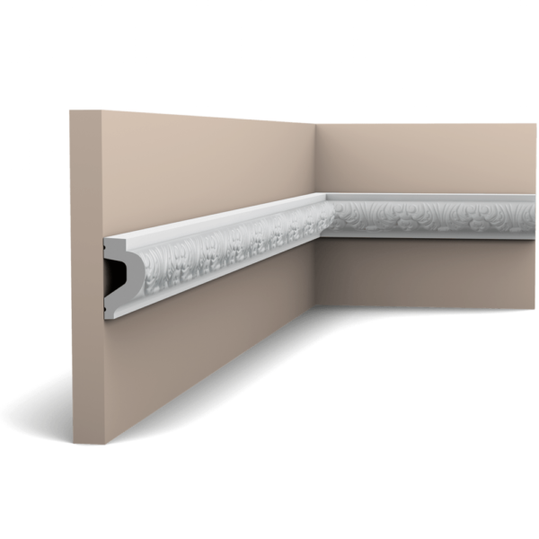 P3020F Панель молдинга гибкая