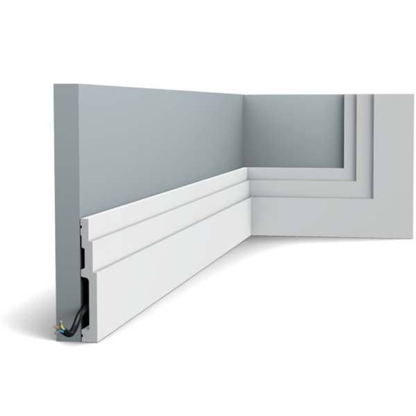 SX180F Плинтус гибкий High Line