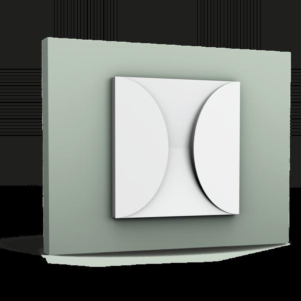 W107 Декоративная панель Circle